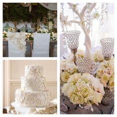 Inspiração de decoração para o mês das noivas (;