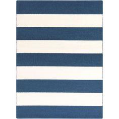 Salem Cobalt (Blue) 2 ft. x 3 ft. Indoor Area Rug