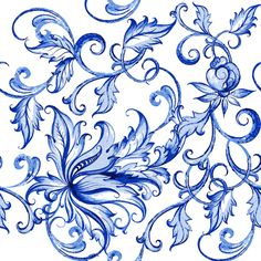 blue flower wallpaper Vector floral watercolor texture pattern with floral flowers pattern can be used for wallpaper,patter. Blue Floral Wallpaper, Textured Wallpaper, Flower Wallpaper, Pattern Wallpaper, Floral Wallpapers, Blue Lotus Flower, Blue Flowers, Flower Art, Floral Flowers