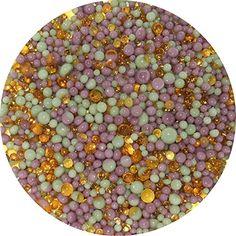 Green Tea & Lavender Mix Frit Balls - 96COE - Made from Spectrum System 96 Glass New Hampshire Craftworks http://www.amazon.com/dp/B01CIDL0FU/ref=cm_sw_r_pi_dp_bPl9wb0DJ2M08