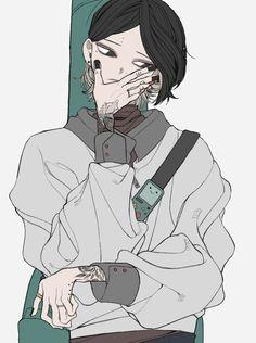 Art And Illustration, Character Illustration, Pretty Art, Cute Art, Arte Obscura, 5 Anime, Anime Kunst, Art Reference Poses, Boy Art