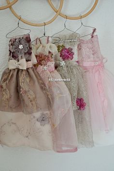 Barbie, Shabby Chic, Creations, Pure Products, Lace, How To Make, Blog, Pink, Santa