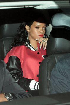 #Rihanna #Car #Fashion