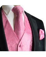 Turquoise Paisley Tuxedo Vest Set at Amazon Men's Clothing store: Business Suit Vests