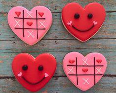 Valentine Cookies $36 a dozen. - Sweet C's Bake Shop