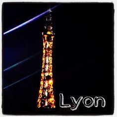 Tour des télécommunications à Lyon #lyon #onlylyon