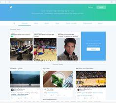 Twitter cambió su página de inicio en Argentina, Colombia, México y 20 países más - lktato.com #tecnología #RedesSociales