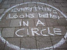 Circles at Krugerstraat | Visual Art Research