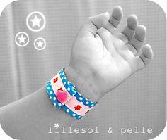 Notfallarmband für Kinder nähen