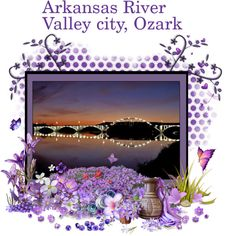 Arkansas River Valley City, Ozark by carla-altum on Polyvore featuring country