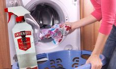The neat way to freshen up clothes? Spray them with vodka!