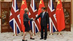Bowing to China? Britain finally approves Hinkley Point nuclear plant deal SHE SHOULD BE PUT DOWN ,SHE DOESN'T CARE ABOUT USE , SHE IS SO EVIL. DID SHE MANAGE TO SORT THE CHILD ABUSE --NO NO NO !