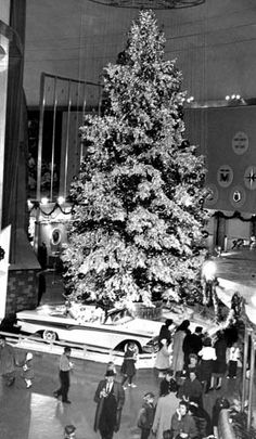 Image result for ford rotunda christmas