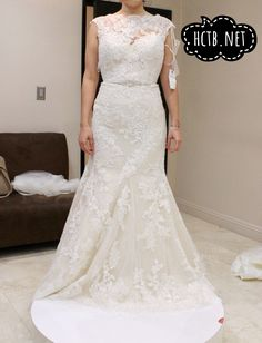 Elegant Wedding Dress at Here Comes the Bride in San Diego California Beautiful Wedding Dresses