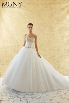 Brautkleid MADELINE GARDNER NEW YORK