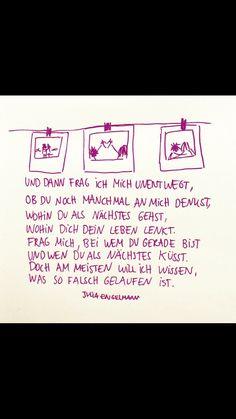 @julia Engelmann, poetry, Gedichte &a Gedanken
