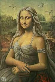 500 Idees De La Joconde La Joconde Mona Lisa Parodie