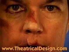 Special Effects Makeup: Cuts and Bruises
