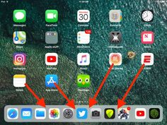 Birçok farklı uygulamayı sıkça kullanan bir iPad kullanıcısıysanız, Ana ekranın altında sabit şekilde duran Dock'a daha fazla uygulama eklemek isteyebilirsiniz. Şu anda, iOS 11 veya sonraki sürümleri çalıştıran herhangi bir iPad'te Dock'a çok daha fazla uygulama simgesi eklenebi...