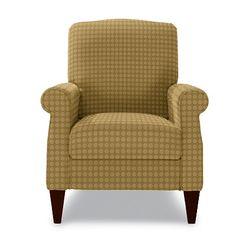 charlotte high leg recliner by lazboy