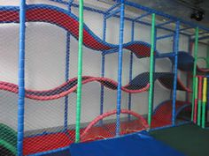 Indoor Slides, Sensory Rooms, Indoor Playground, Play Houses, Boy Room, Ideas Para, Playroom, Dressing, Children