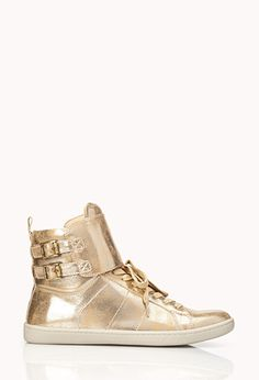 Buckled High-Tops   FOREVER 21 - 2000110846