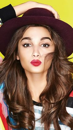 sexy look in hats Indian Celebrities, Bollywood Celebrities, Beautiful Celebrities, Beautiful Actresses, Prettiest Actresses, Beautiful Bollywood Actress, Beautiful Indian Actress, Alia Bhatt Photoshoot, Vogue Photoshoot