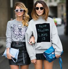 LFW Street Style»