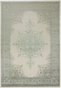 Abacasa Green Napa Ashton Rug: This rug has an approximate pile height of 0.25 inches and a non-slip jute and polypropylene backing.