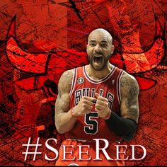 carlos boozer sees red