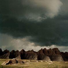 Badlands, South Dakota  #America