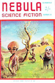 Nebula Science Fiction No.14