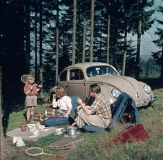 Germany. Familie Darchinger, 1959. Everyday life post WWII // Jupp Darchinger