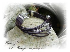 Wrapped bracelet but slightly different