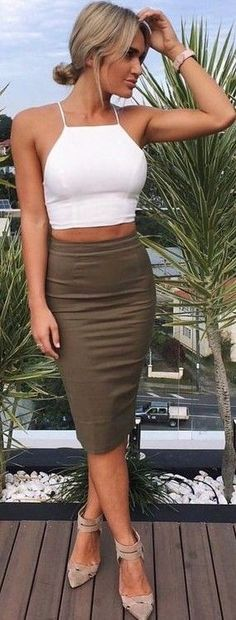 #summer #comfy #outfits | White + Chocolate