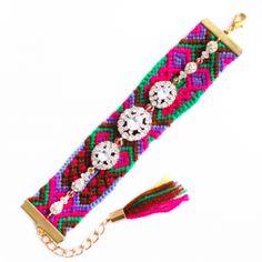 Asha Friendship Bracelet