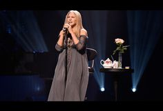 Watch Barbra Streisand mock Donald Trump live on stage | NME.COM