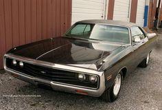 1971 Chrysler Newport 360