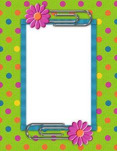 Educando con amor: MARCOS PARA FOTOS Scrapbook Frames, Scrapbook Paper, Cute Frames, Picture Frames, Boarders And Frames, Classroom Art Projects, School Frame, Photoshop, Collage Frames