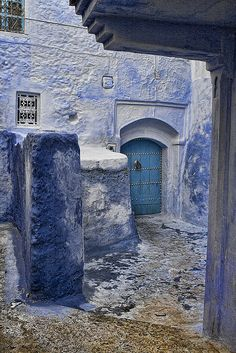 Chaouen  by Mikel L,  Marruecos