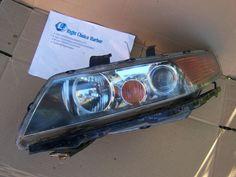 04-05 Acura TSX HID XENON Headlight Assembly Left LH OEM #Acura