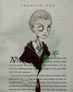 Draco malfoy by alef vernon tim burton inspired Tim Burton Drawings Style, Tim Burton Art Style, Tim Burton Artwork, Arte Tim Burton, Tim Burton Stil, Tim Burton Kunst, Slytherin, Hogwarts, Draco Malfoy
