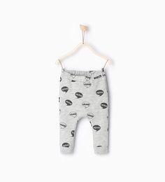 """ Yeah"" leggings-Collection-Baby boy 