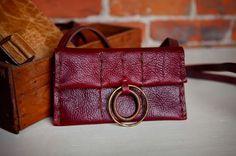 Designer Spotlight - Cibado Leather Clutch. // I like how it kinda looks like a camera..... just needs a flash. :P