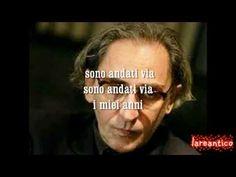 franco battiato - vitti na crozza - con traduzione in italiano. - YouTube