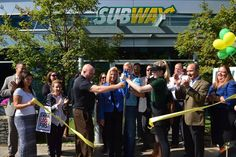Congratulations to Subway at 2507 South Road, Suite 102, Poughkeepsie on their grand opening!