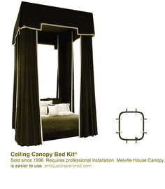 1000 Images About Four Poster Amp Canopy Beds On Pinterest