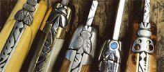 Couteaux Laguiole : histoire et origines