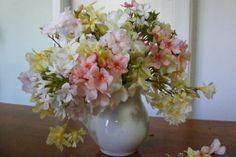 Pastel shades - Nerium oleander.