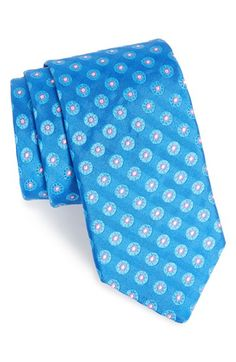 Ted Baker London 'Circle Spokes' Silk Tie available at #Nordstrom